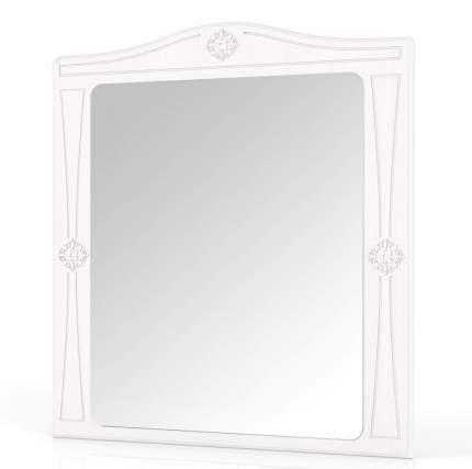 Зеркало навесное Мебельный Двор Онега белая ЗН-1 90х3х100