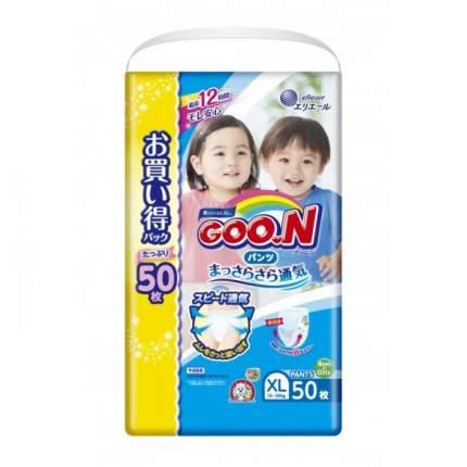 Goo.N GooN трусики универсальные, размер XL (12-20 кг) 50 шт