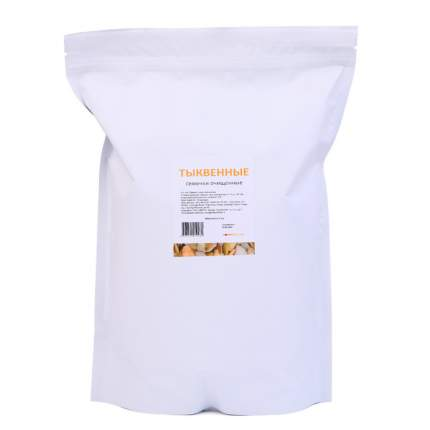 Тыквенные семечки очищенные HOBBYHELPER 1,5 кг