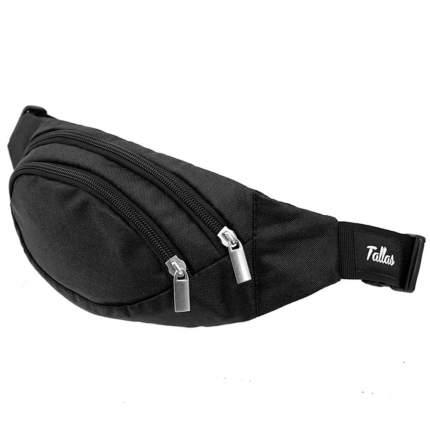 Поясная сумка унисекс Tallas tbb-b0007 черная
