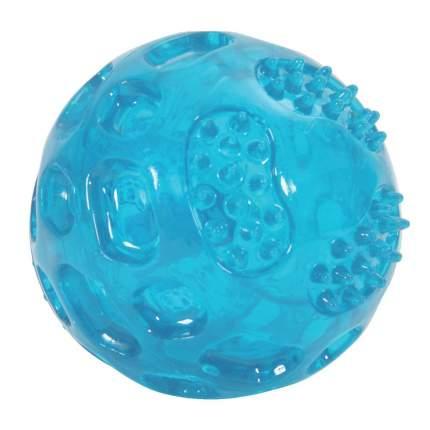 Жевательная игрушка для собак ZOLUX Хрустящий мяч, в ассортименте, 6,5см