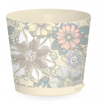"""Горшок для цветов """"Цветочный дом"""", 10 см, 0,5 л"""