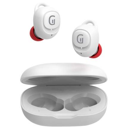 Беспроводные наушники Groher EarPods i50 White/Red