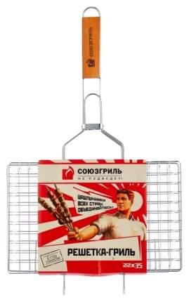 Решетка для шашлыка Союзгриль Передовик N1-G01 22 х 35 см