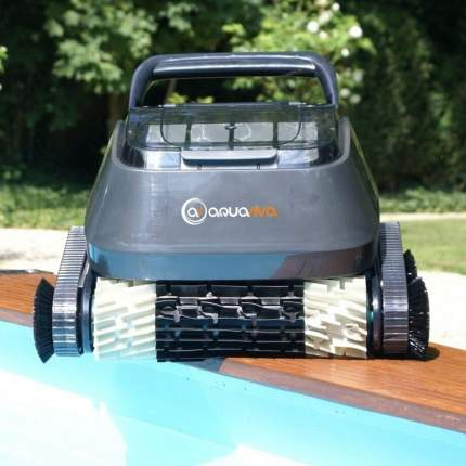 Робот-пылесоc AquaViva 7320 AQ21628 Black Pearl