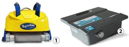 Робот-пылесос Aquatron Aquabot Neptuno REFL-SUMO-ANR24