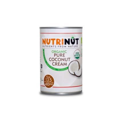 Кокосовый крем Nutrinut organic coconut cream 400 мл