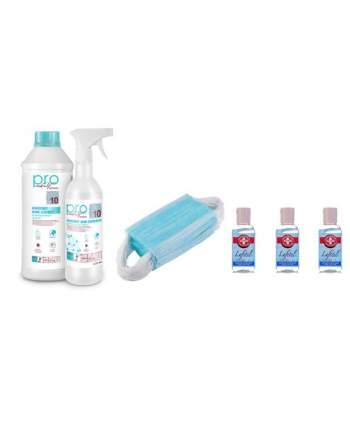 Набор Vinson защиты от вирусов и микробов масок и антисептиков Ваша безопасность