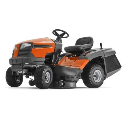 Садовый трактор - газонокосилка с сиденьем HusqvarTC 138M 9605101-78