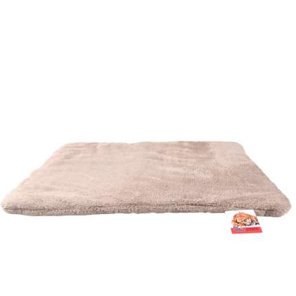 Коврик для собак Pet Choice 9148-1705E-2 плюш, бежевый, 73x57 см