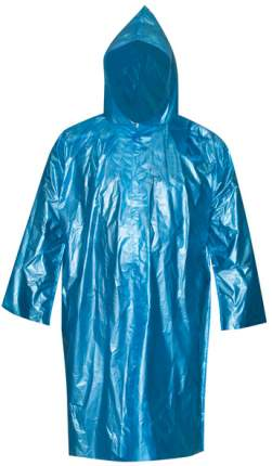 Плащ дождевик усиленный синий, XXXL, MOS 12155M