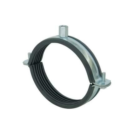 """Хомут крепежный сталь оц с резиновой прокладкой (Дн 20-25) (1/2"""") ±2мм М8 013-0980"""