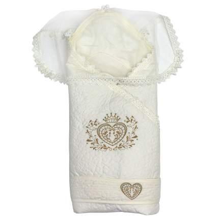 Конверт-одеяло Топотушки Александра зима бежевый