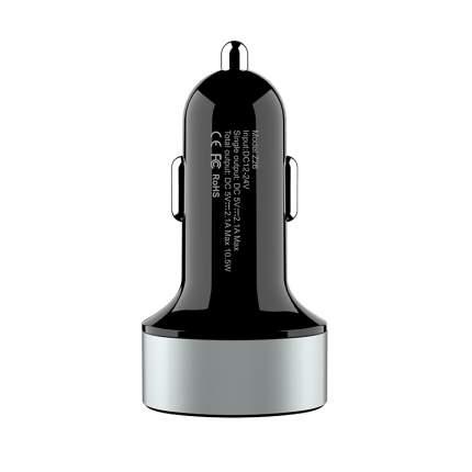 Автомобильное зарядное устройство Hoco Z26 High Praise 2xUSB - Черное
