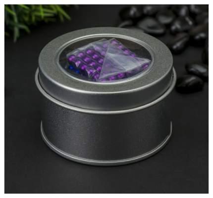 Антистресс-магнит «Неокуб», 3 × 3 см, 216 шариков (d = 0,5 см), 6 цветов Sima-Land