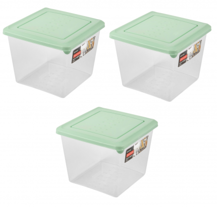 Набор контейнеров 3 шт. Pattern