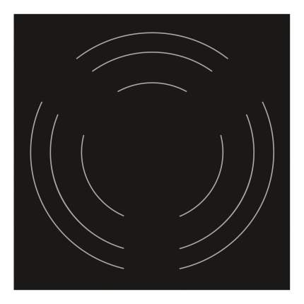 Встраиваемая варочная панель электрическая Electrolux EHF96547FK Black
