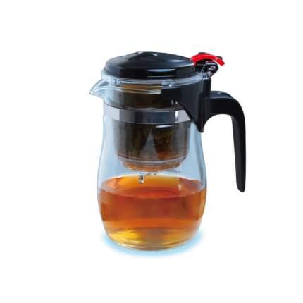 Заварочный чайник со стеклянным фильтром, 900 мл, MARMA MM-TPT-05