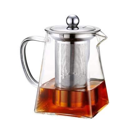 Заварочный чайник, 750 мл, 13х9,6х9,6 см, MARMA MM-TPT-20