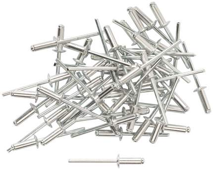 Заклепки алюминиевые 4.0 х 12 мм, 50шт. FIT 23742