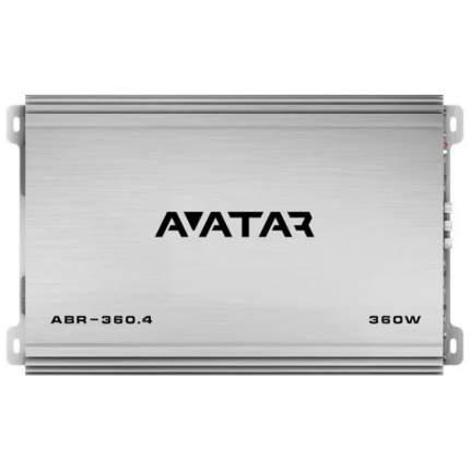 Усилитель 4-канальный Avatar ABR ABR-360.4