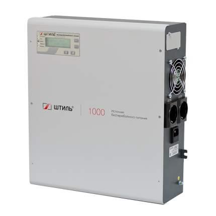 Источник бесперебойного питания Штиль SW1000L 1,0 кВА (внешние батареи)