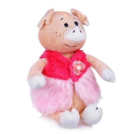 """Мягкая игрушка """"Свинка Даша в модной жилетке"""", 28 см"""