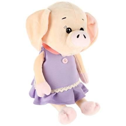 """Мягкая игрушка """"Свинка Наденька в платье"""", 26 см"""