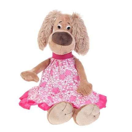 """Мягкая игрушка """"Собачка Зиночка в платье"""", 25 см"""