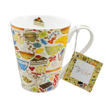 Кружка Утренний чай 400мл