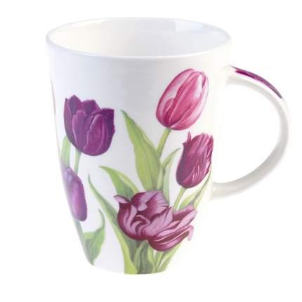 Кружка Тюльпаны 400 мл