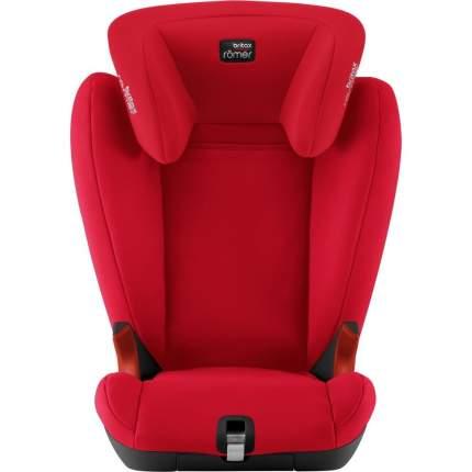 Автокресло Britax Roemer Trendline Kidfix SL Black Series Fire Red