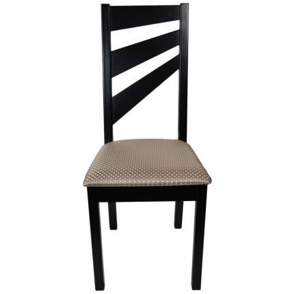Стул Мебель 24 Гольф 8, венге/атина капучино
