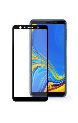 Защитное стекло Mobix для Samsung A7 2018