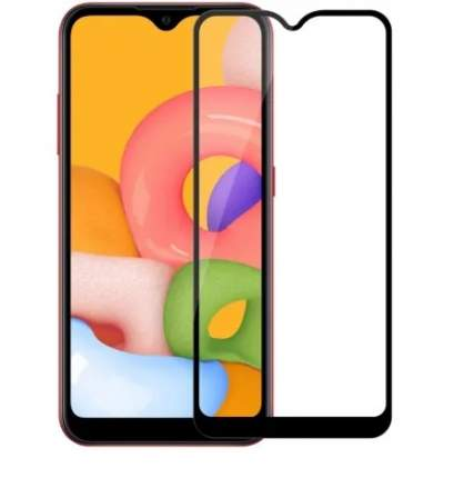 Защитное стекло Mobix для Samsung A01