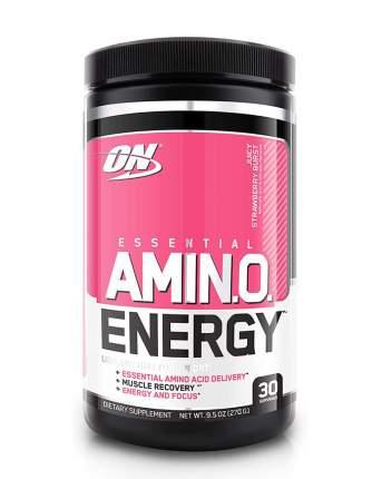 Optimum Nutrition аминокислотный комплекс Amino Energy 270 г, juicy strawberry burst