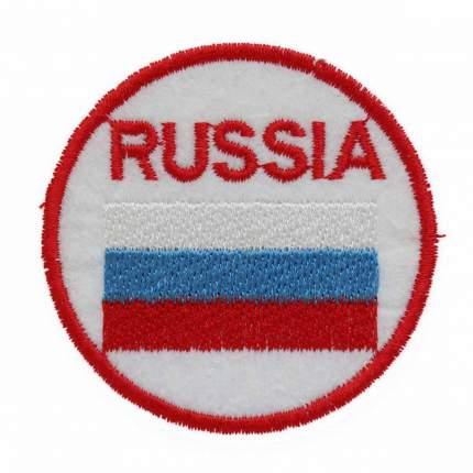 "Термоаппликация LM-80374 ""Russia"" 1шт Hobby&Pro basic"