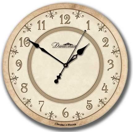Настенные часы Династия 33x33x4 см Классика 2 02-020