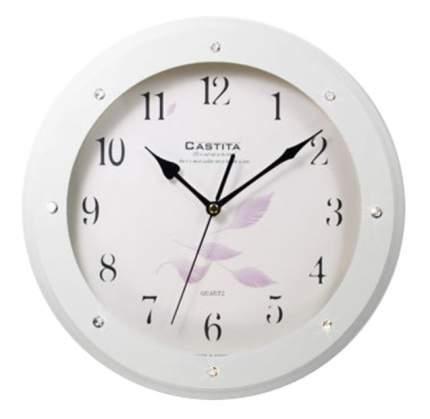 Настенные часы (30x30 см) Castita 101W