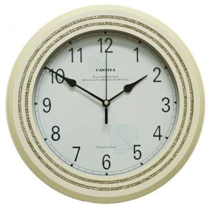 Настенные часы (30x30 см) Castita 117W-A