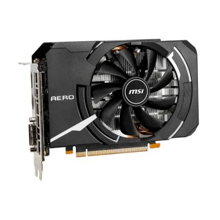 Видеокарта MSI nVidia GeForce GTX 1660 (GTX 1660 Super Aero ITX OC)