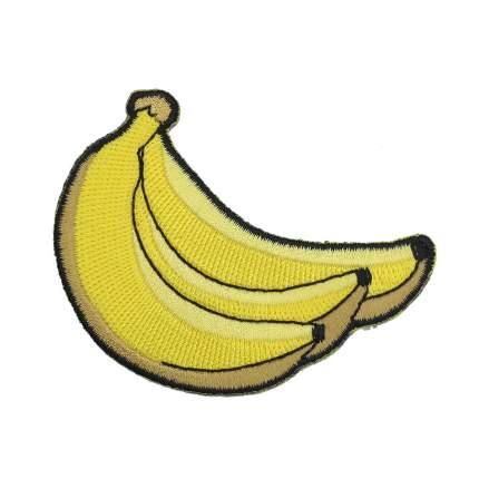 """Термоаппликация """"Бананы"""" 6*8см Hobby&Pro"""