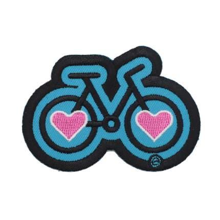 "Термоаппликация ""Велосипед"" 5,5*7,5см Hobby&Pro"
