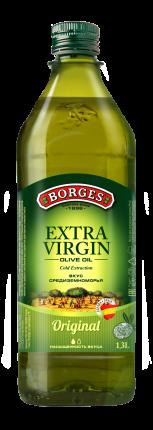 Масло оливковое нерафинированное Borges extra virgin original 1.3 л
