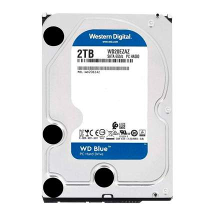 Внутренний HDD диск WD Original Blue 2Tb WD20EZAZ