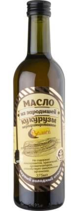 Масло кукурузное нерафинированное Василиса из зародышей первый холодный отжим 375 мл