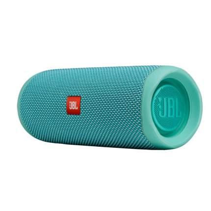 Беспроводная акустика JBL Flip 5 Turquoise (JBLFLIP5TEAL)