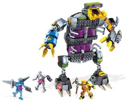 Конструктор Mega Construx Mutant Ninja Turtles Transforming, 498 детали