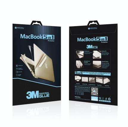 "Защитная пленка MOCOLL Black Diamond для MacBook Air 13"" Silver"