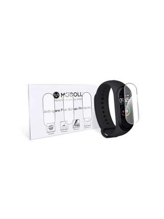Пленка защитная MOCOLL для дисплея Amazfit Cor Band 3шт Прозрачная глянцевая